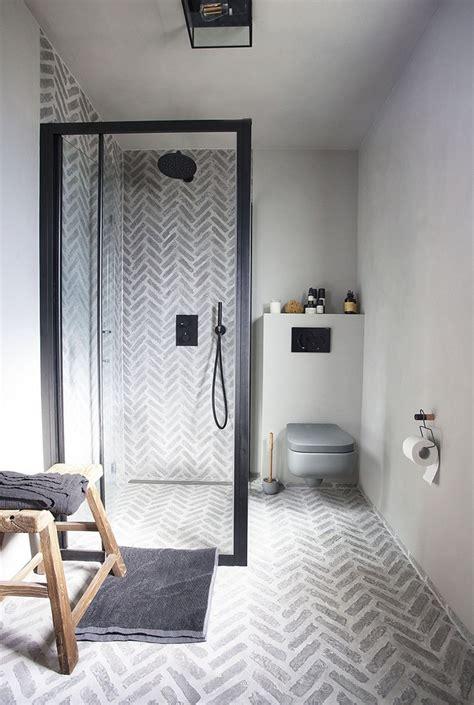scandinavian bathroom  slow design studio norway