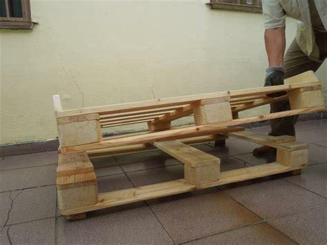 comment fabriquer fauteuil palette idees design de maison