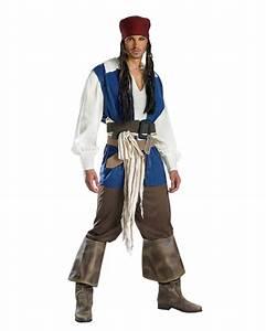 Fluch Der Karibik Accessoires : captain jack sparrow costume xxl as pirates of the caribbean fan horror ~ Sanjose-hotels-ca.com Haus und Dekorationen