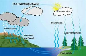 Common Water Problems  U0026 The Hydrologic Cycle