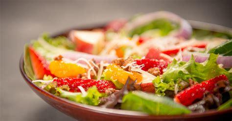 Salads & Wraps Menu | Grand Traverse Pie Company