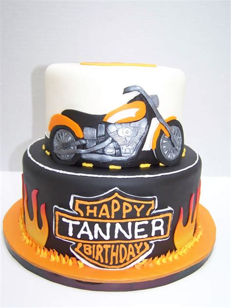 Motorbike Template For Cake by Harley Cake Cakecentral