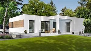 Okal Haus Typ 117 : flachdachbungalow fertighaus ~ Orissabook.com Haus und Dekorationen