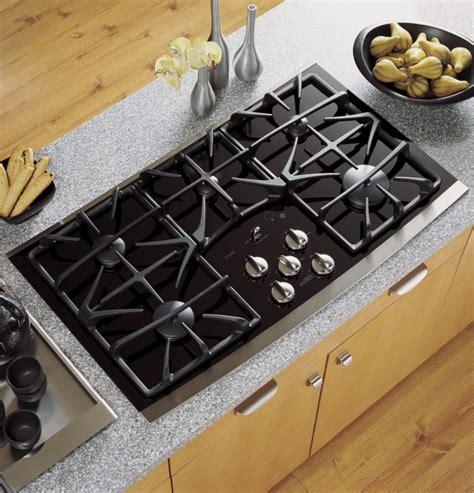 ge profile gas top eletric oven convection stove madison art center design