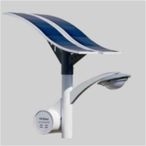 30w t 55 panel solar led light post trade reaction