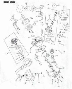 Motorcycle Parts Diagram Honda