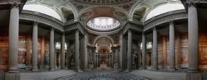 Architecture Neo Classique : pantheon paris vue panoramique de l 39 int rieur ~ Melissatoandfro.com Idées de Décoration