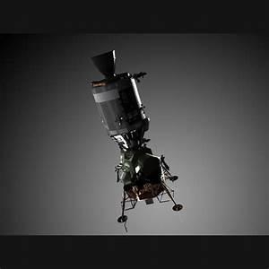 Apollo 13 Lunar Module Restoration - Pics about space