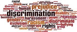 California's State Laws against Discrimination Discrimination
