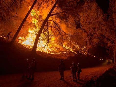 PG&E Power Company May Have Caused Butte Fire - Breitbart