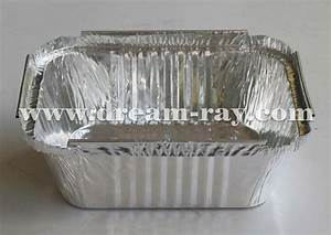 China Aluminum Foil Food Container (No. 2) - China Steam ...