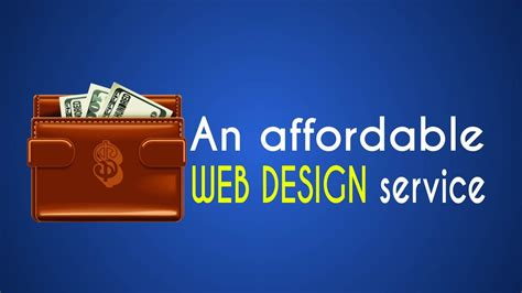 affordable website design affordable website design solutions for small business