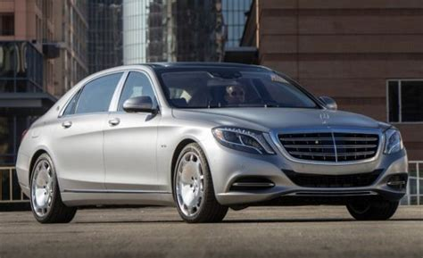2016 Mercedes-maybach S600 Price, Specs, Release Date