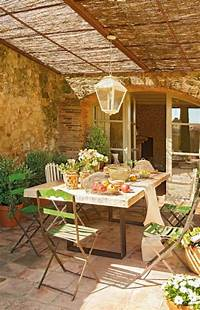 best rustic patio design ideas 79 Cozy Rustic Patio Designs - DigsDigs