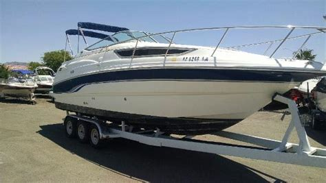 Boat Shipping Arizona by 2000 Chaparral 260 Signature Cabin Cruiser For Sale In