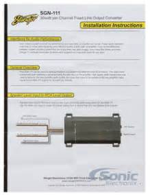 stinger capacitor wiring diagram 32 wiring diagram
