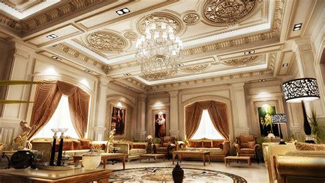classic interior design  ksa  behance