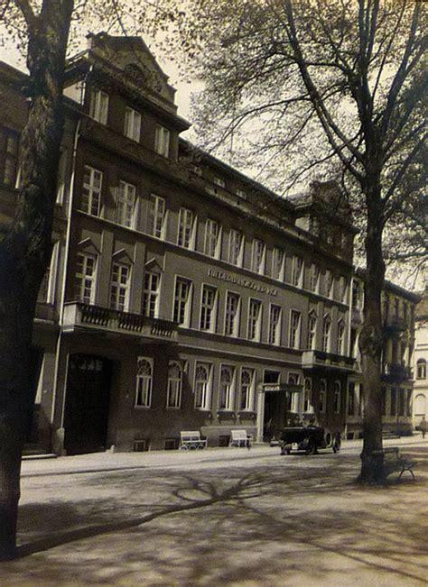 Schwerin Live  Historische Häuser  Ein Haus Der Gastlichkeit