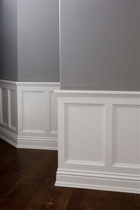 Custom Wainscoting by Custom Wainscotting By Absolute Cabinets Woodworking