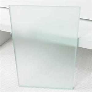 Découpe De Verre Sur Mesure : verre depoli sur mesure au format carre rectangle ~ Dailycaller-alerts.com Idées de Décoration