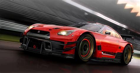 Nissan Gtr Race Car by Nissan Gtr Race 6973474