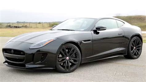 Hennessey Jaguar F-type Coupe R Hpe600 Review