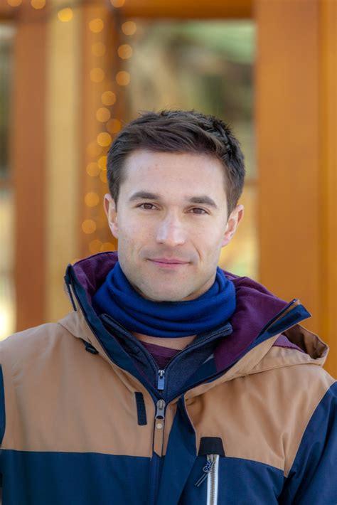 jack turner  ben   winter weekend hallmark channel