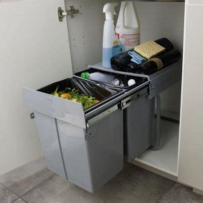 poubelle cuisine porte exceptionnel rangement interieur meuble cuisine 1