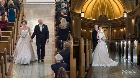eileen matt renaissance hotel cincinnati wedding