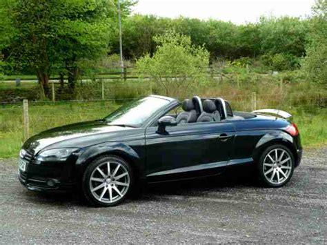 Audi 2009 09 Tt Roadster 2.0 T Fsi ( 200 Ps ) Black