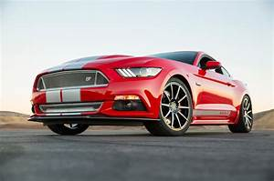 627-HP 2015 Shelby American GT Mustang Fully Revealed