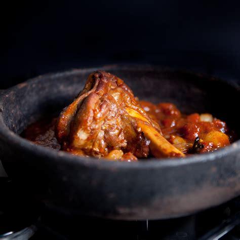 indian spiced lamb shanks coconut raita