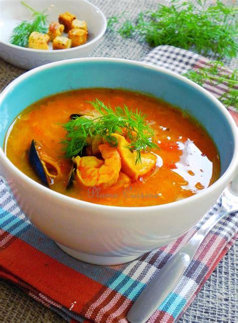 cuisine antillaise soupe de poisson suédoise une plume dans la cuisine