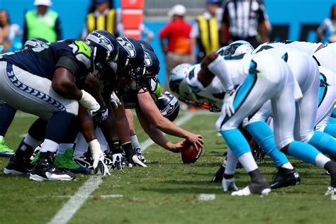 players    seahawks  panthers game  sunday