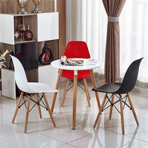 eames designer chair restaurant creative chair modern