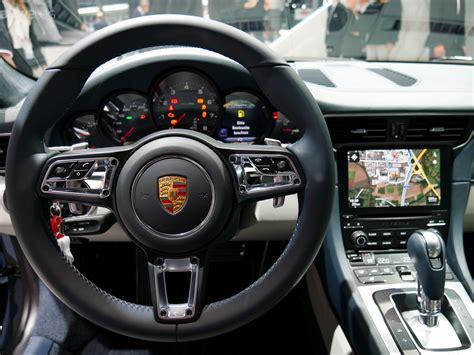 porsche carrera interior 2017 2017 porsche 911 interior united cars united cars