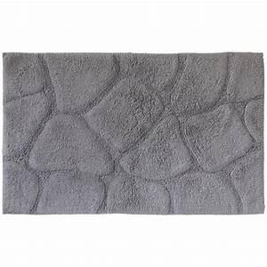 tapis de bain pour douche arrondie carrelage design tapis With tapis shaggy avec canapé en arc de cercle