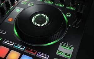 Roland DJ-808 Serato DJ Controller & Drum Machine | PSSL  Dj