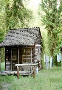 Rustic Log Cabin Clothing