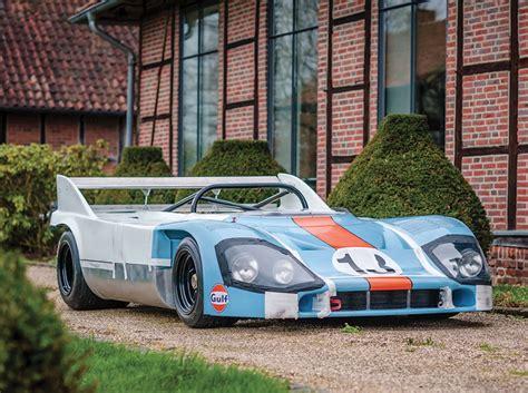 Porsche 917/10 Prototype