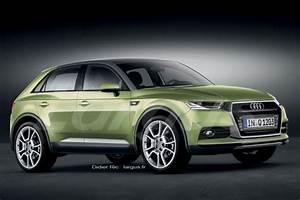 Futur Audi Q3 : audi q1 2016 premi res images du futur suv urbain l 39 argus ~ Medecine-chirurgie-esthetiques.com Avis de Voitures