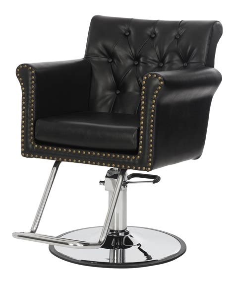 Salon Chairs Used by Chelsea Styling Chair