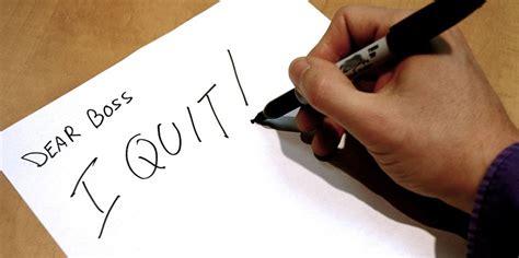 resignation letter format sample resignation letter