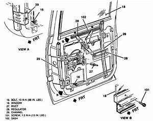 How Do I Replace The Rear Window Motor In A 1990 Chevrolet