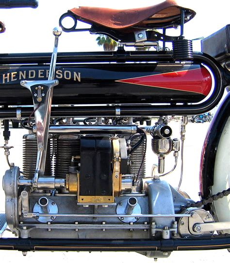 The History Of Four-cylinder Motorcycle Engines In America