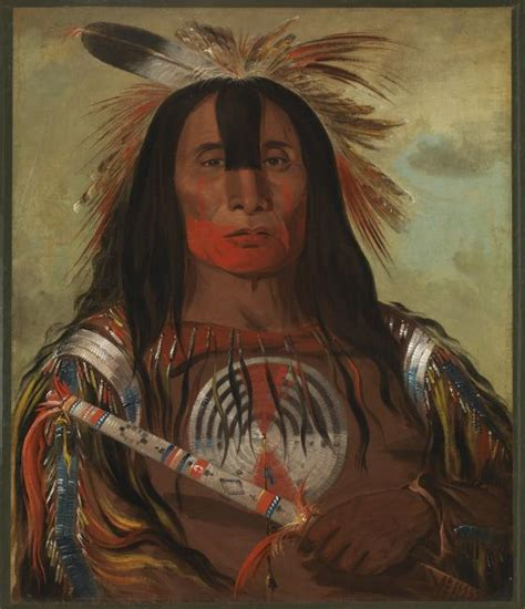 george catlin   indian gallery smithsonian