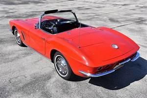 Used 1962 Chevrolet Corvette 327ci V8 4 Speed 0 Red 327ci