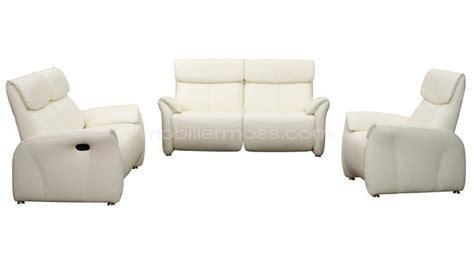 achat de canapé salon design ohio 2 canapés 2 places fauteuil