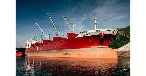 The Largest Conventional Geared Bulk Carrier in the ...