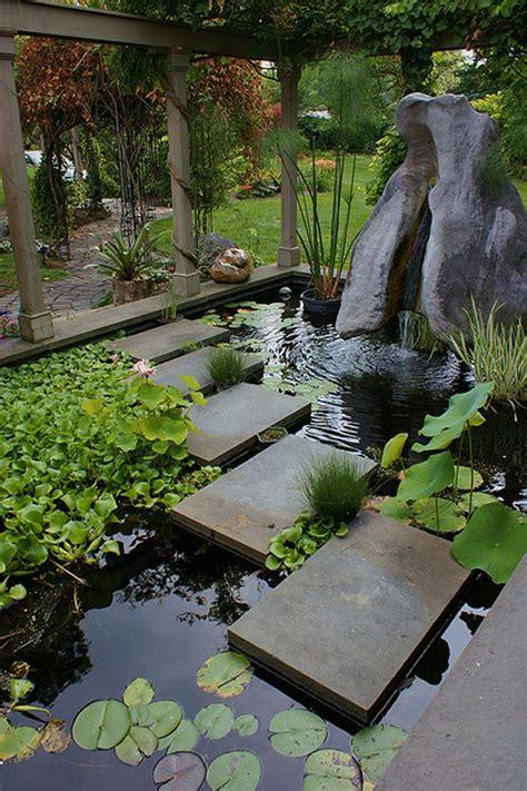 pond designer minimalist backyard pond design ideas